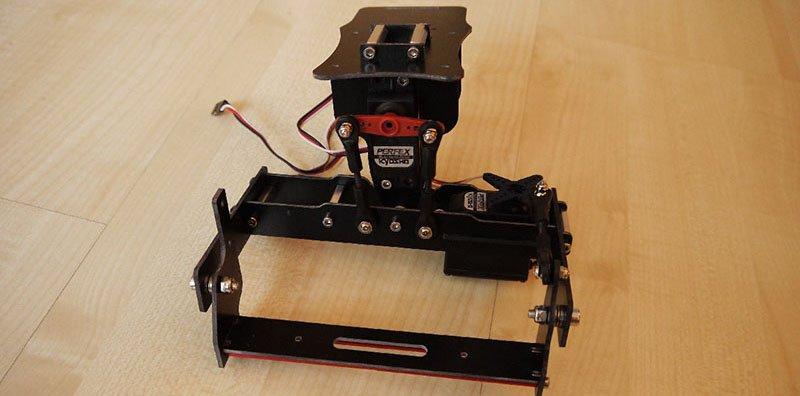 Flyduino 2 Axis Gimbal Bausatz