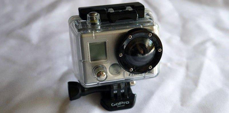 Go Pro HD Hero 2 Kamera