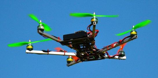 Flyduino Flyduspider Hexacopter Teaser