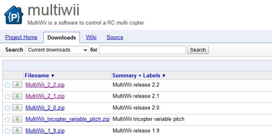 MultiWii 2.2 Teaser