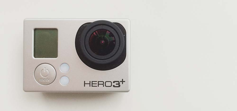 GoPro Hero3+ Black Edition Teaser