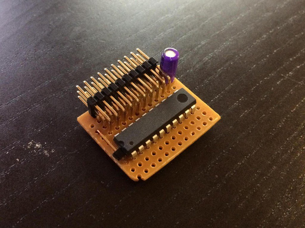 PPM Encoder 90 Grad Pind Draufsicht