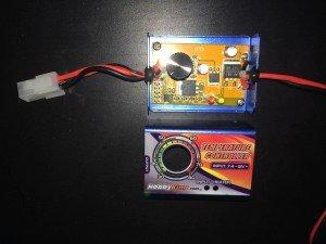 HobbyKing Universal Heater System Platine