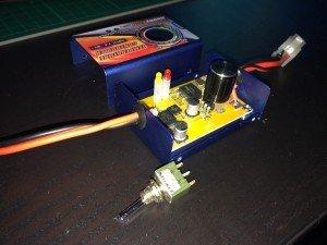HobbyKing Universal Heater System mit Kippschalter