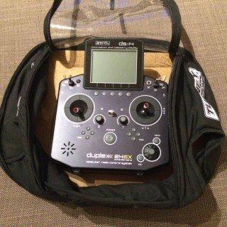 Turnigy Transmitter Glove mit Sender