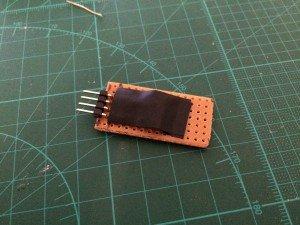Jeti Duplex EX DYI Voltage Sensor Isolierung