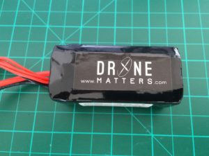 Dinogy Graphene 2.0 4S 1300 mAh 70C PT - Bottom View