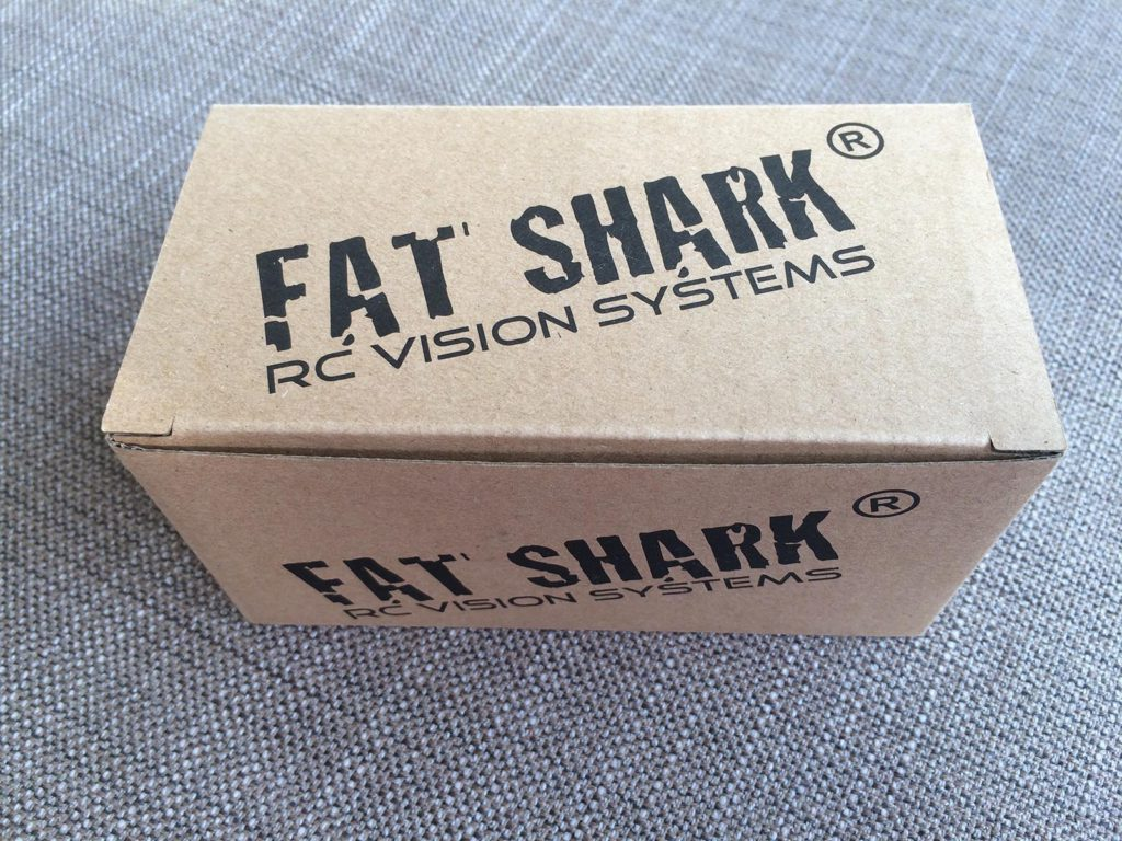 FatShark Faceplate for Dominators - Box