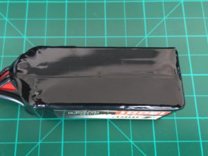 MRP 4S 1300 mAh 65-130 C - Bottom