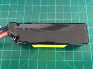 MRP 4S 1500 mAh 65-130 C - Bottom