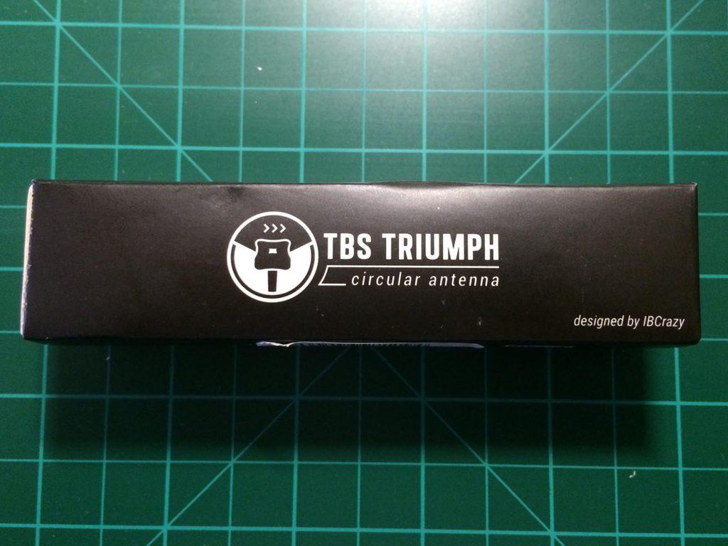 TBS Triumph - The box
