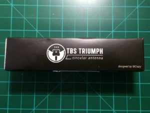 TBS Triumph - The box