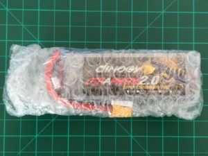 Dinogy Graphene 2.0 4S 1500 mAh 70C - Wrapped