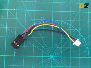 EX Bus Telemetrie CC3D - Fertiger Adapter