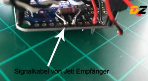 EX-Bus-Telemetrie-NAZE32-Widerstand-einlöten