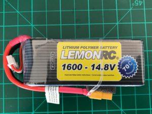 lemonrc-4s-1600-mah-70c-front-view