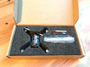 Smart 100 FPV-Racer - Verpackung