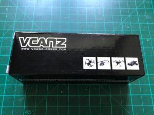 VCANZ 4S 1350 mAh 75 C - Box