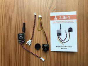 AKK A5 Contents