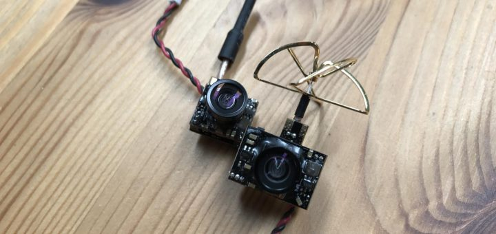 Review: AKK A1 & BS2 All-in-One FPV Camera Units