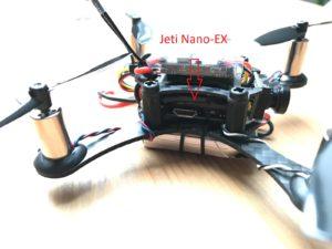 Smart-100-FPV-Racer-Jeti-Empfänger-Markierung