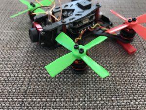 Eachine Aurora 100 - 4-Blatt BN Propeller