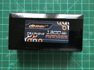 Dinogy Graphene 4S 1300 mAh 65 C - Box