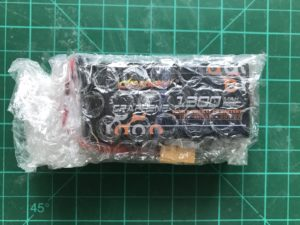 Dinogy Graphene 4S 1300 mAh 65 C - Packaging