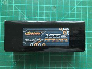 Dinogy Graphene 4S 1500 mAh 65 C - Box