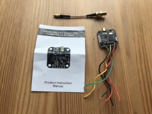 AKK FX3 Ultimate VTX FPV Transmitter - Components