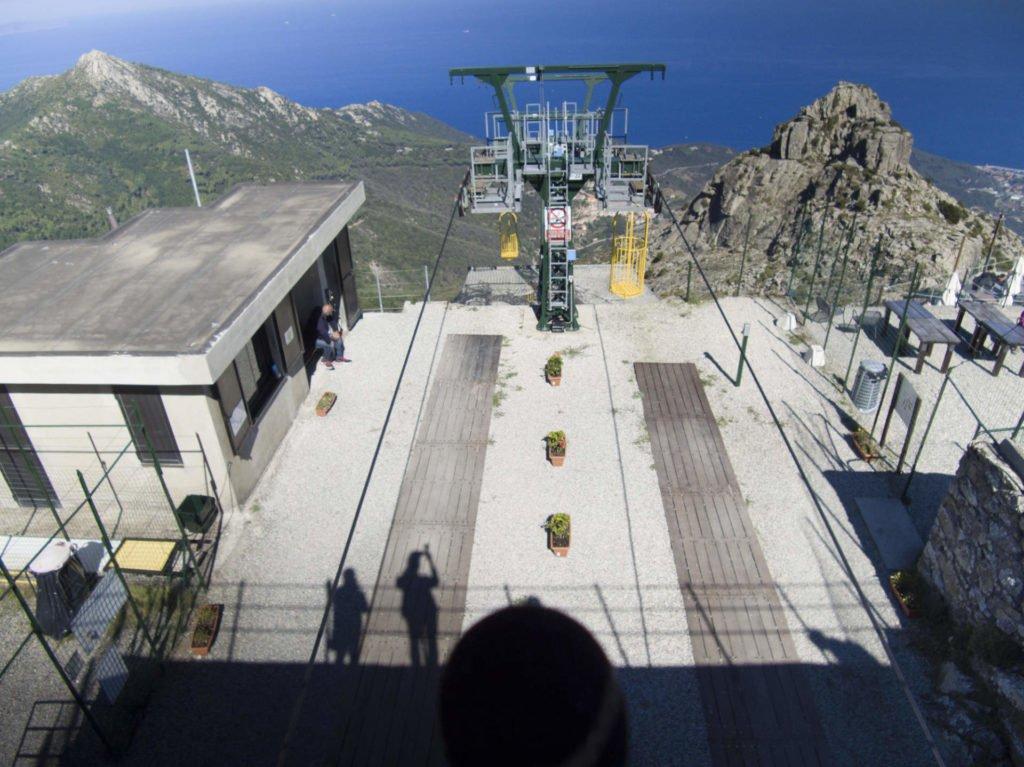 DJI OSMO+ Gimbal Cam - 9-Shot Panorama Elba