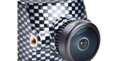 RunCam Racer FPV Cam Checked Flag