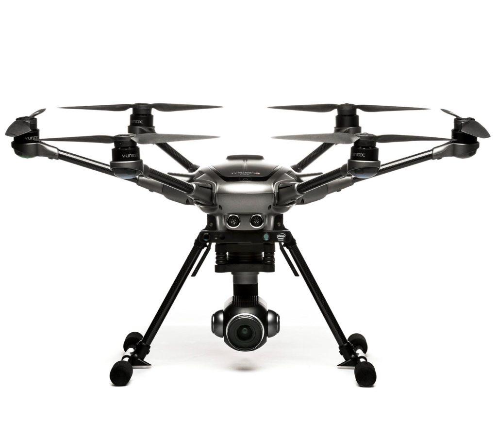 Yuneec Typhoon H Plus Intel RealSense Drohne - Bilquelle - Yuneec