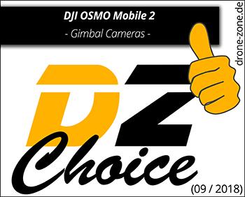 DJI Osmo Mobile 2 DZ Choice Award Web