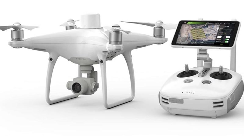 DJI Phantom 4 RTK Drohne