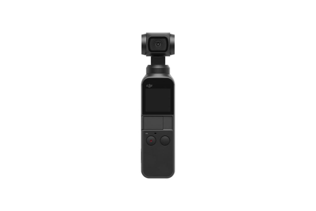 DJI OSMO Pocket Gimbal Cam