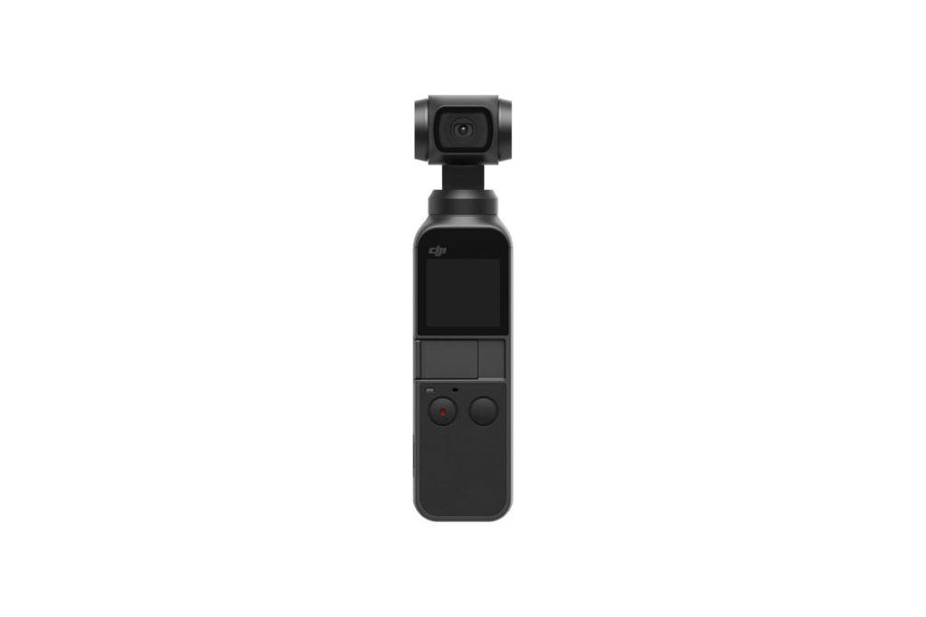 DJI OSMO Pocket Gimba Cam