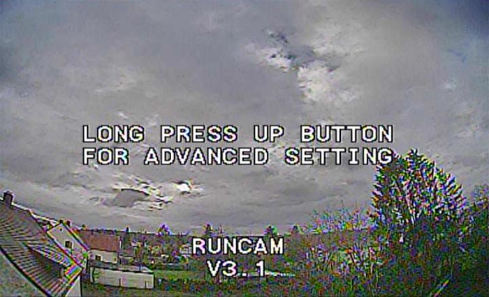 RunCam 2 Start Up