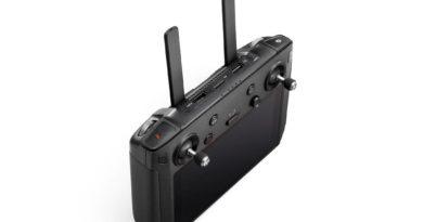 DJI Smart Controller Fernsteuerung Ports