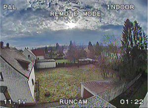 RunCam 2 Indoor Setting