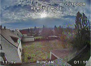 RunCam 2 Outdoor Setting