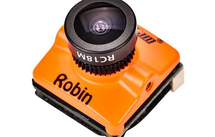 RunCam Robin Orange