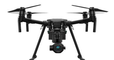 DJI Matrice 200 V2 Drohne mit Zenmuse Gimbal Kamera