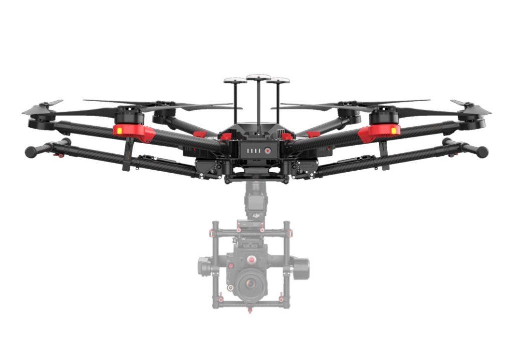 DJI Matrice M600 Pro Drohne