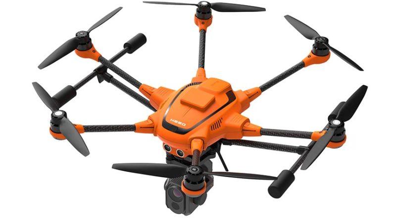 Yuneec H520 RTK Drohne Image Source Yuneec