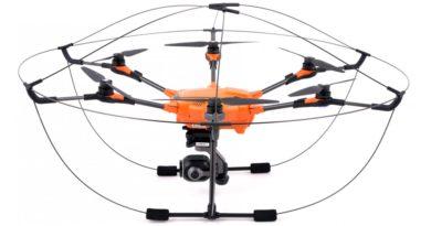 Yuneec Schutzkäfig für H520 und H Plus Drohne