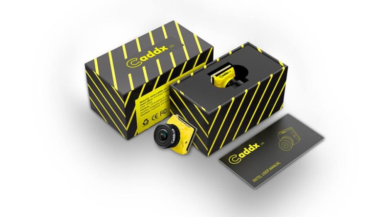 Caddx Ratel FPV Camera mit Box