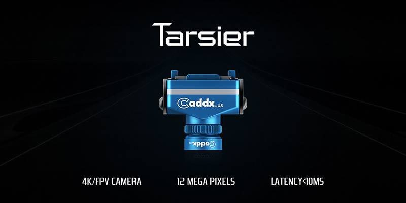 Caddx Tarsier 4K FPV Kamers