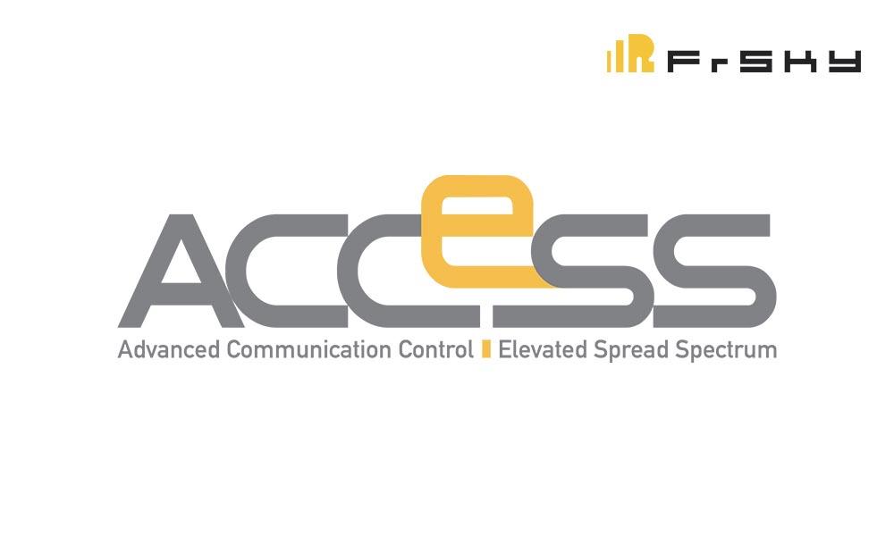 FrSky ACCESS RC Protokoll Logo