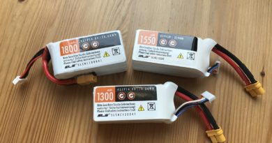 SLS NOC FPV Battery Series